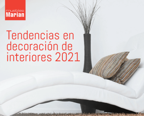 tendencias decoración 2021